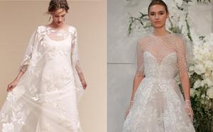 Nếu cưới năm nay, nhất định bạn phải chọn kiểu áo cưới này!