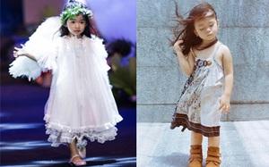 """4 nhóc tỳ nhà sao Việt đã đáng yêu nay còn làm mẫu nhí diễn thời trang chuyên nghiệp """"như ai"""""""