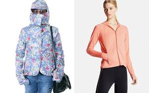 Nườm nượp rủ nhau mua 3 kiểu áo chống nắng này, nhưng các chị em đã biết nhược điểm của từng loại
