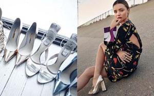 4 tuyệt chiêu giúp bạn chinh phục giày ánh kim trong mọi hoàn cảnh