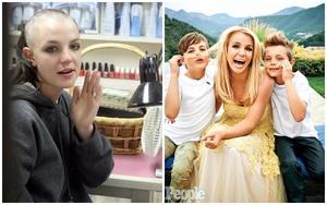 Britney Spears: Hành trình từ nữ ca sĩ nổi loạn bị tước quyền nuôi con đến người mẹ vì con mà thay đổi