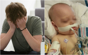 19 tuổi đã có 2 đứa con, ông bố trẻ ngược đãi bé sơ sinh đến mức hôn mê vì quá stress