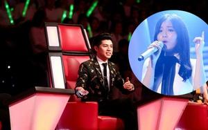 """The Voice: Noo Phước Thịnh giữ lại """"thiên thần Hàn Quốc"""" Han Sara làm dấy lên tranh cãi """"chọn sắc hay chọn hát"""""""