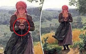 """Sự thật phía sau bức tranh 150 tuổi cho là """"tiên đoán"""" được tương lai"""