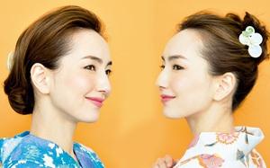 """Búi tóc sao cho khéo: Mách nước ngay 5 kiểu """"xiêu lòng chàng"""" từ nghệ nhân trang điểm tóc Nhật Bản hàng đầu"""