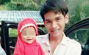 Nghi ngờ vợ ngoại tình, cha livestream treo cổ con gái 11 tháng tuổi rồi tự sát