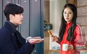 """Lee Jong Suk mang bánh đến nhà, Suzy tránh như """"tránh tà"""""""