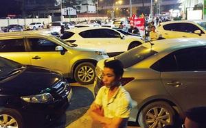 Hà Nội: Chủ đầu tư chặn hầm, không cho ô tô vào chung cư Hồ Gươm Plaza khiến giao thông tắc nghẽn