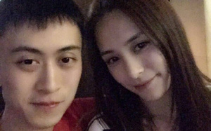 """Chung Hân Đồng lộ ảnh hẹn hò với thiếu gia """"khét tiếng"""" của Thượng Hải"""