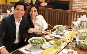 Vợ chồng Hoa hậu Đặng Thu Thảo lần đầu công khai xuất hiện sau đám cưới