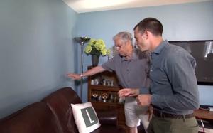 Bí mật 13 năm khiến khách nào tới nhà cũng thắc mắc về tiếng động lạ phát ra từ vách tường