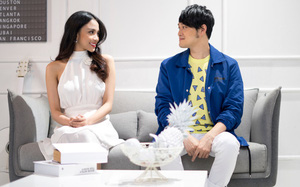 """Hot girl The Face chính thức trở thành """"người yêu"""" của Quang Vinh"""