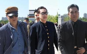 """Dàn diễn viên """"Tây Du Ký"""" tề tựu trong đám tang nữ đạo diễn Dương Khiết"""