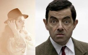 Ai dám nghĩ gã khờ Mr Bean lại có cô con gái xinh đẹp tuyệt trần đến thế