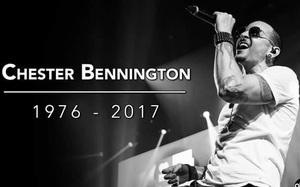 Nam ca sĩ Chester Bennington của huyền thoại Linkin Park tự tử vào đúng ngày sinh nhật bạn thân