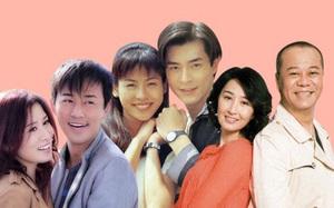 Những cặp tình nhân TVB đẹp mỹ mãn nhưng khán giả chờ dài cổ vẫn chẳng thấy họ đến với nhau