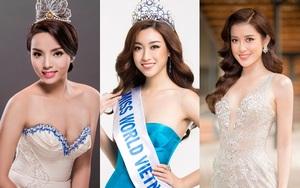 Hoa hậu Kỳ Duyên từng xin đi thi Hoa hậu quốc tế nhưng bị từ chối vì scandal?