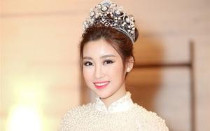 """Hoa Hậu Mỹ Linh xuất hiện ấn tượng với hình ảnh gợi nhớ """"Công chúa Mỵ Châu"""""""