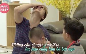 """Xuân Lan, Đăng Khôi, Huy Khánh đồng loạt tiết lộ nhiều """"bí mật"""" về con"""