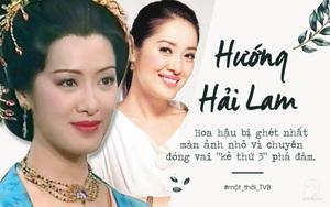 """""""Dương Quý Phi"""" Hướng Hải Lam: Dành cả tuổi thanh xuân cho TVB nhưng những gì cô nhận lại được thật quá đáng thương!"""