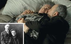 Thảm kịch Titanic: Hé lộ cuộc đời thật của nàng Rose và cặp vợ chồng già ôm nhau chờ chết trong phim