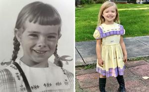 Gần 70 năm qua, các cô con gái của gia đình này đều mặc đúng một chiếc váy vào ngày đầu nhập học