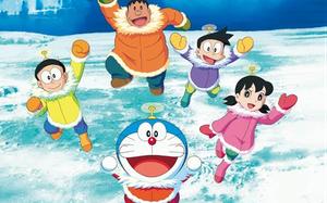 Những chuyến phiêu lưu của mèo máy Doraemon mà khán giả nhí không thể bỏ qua