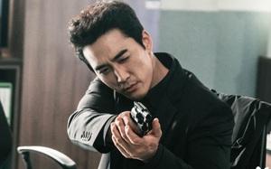 Phim của Song Seung Hun - Go Ara hé lộ loạt cảnh quay bí ẩn khiến ai cũng muốn xem