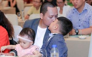 """Nguyễn Hải Phong tham gia """"Bố ơi, mình đi đâu thế"""" mùa 4: Khó khăn của tôi là tròn trịa quá!"""