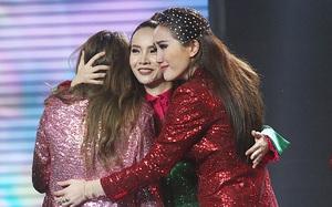 Thắng bình chọn vào phút cuối, Bảo Thy bật khóc khi loại Yến Trang khỏi The Remix