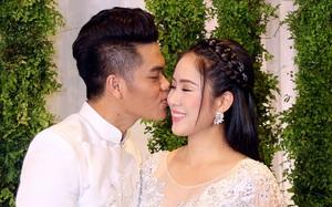"""Hôn lễ """"dạ tiệc trắng"""" sang chảnh của Lê Phương và chồng kém 7 tuổi tại Hồ Chí Minh"""
