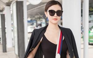 Hoa hậu Ngọc Duyên đang hạnh phúc trong tình yêu với bạn trai đại gia