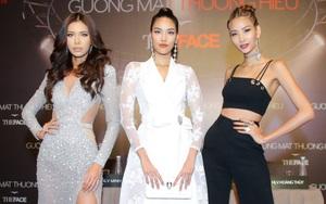 """Vừa ra mắt, bộ ba quyền lực The Face Việt Nam đã đến trễ khiến khách mời chờ """"dài cổ"""""""