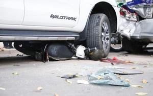 Thí sinh bị tai nạn giao thông nghiêm trọng sau khi trải qua ngày thi đầu tiên kỳ thi THPT Quốc gia