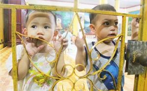 22 đứa trẻ mồ côi, bị bố mẹ bỏ rơi tại Tịnh xá Ngọc Tuyền: Chúng con thèm được cô chú ẵm bồng