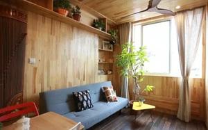 Cải tạo căn hộ rộng 39m2 thành không gian đáng mơ ước cho gia đình 3 thế hệ