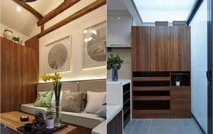Con gái dành dụm tiền cải tạo nhà cấp 4 rộng 25m² thành căn nhà tuyệt đẹp tặng bố mẹ