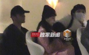Phạm Băng Băng cùng mẹ và bạn trai Lý Thần bị bắt gặp đi xem nhà