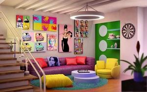 """Không gian sống của những gia đình trẻ sẽ """"chất lừ"""" với phong cách trang trí này"""