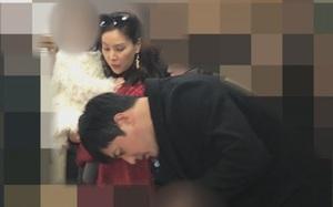 Lộ ảnh Jang Dong Gun và bà xã dự lễ nhập học của con trai