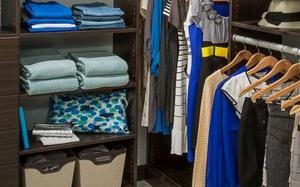 15 cách thông minh tuyệt vời để sắp xếp tủ quần áo luôn gọn gàng