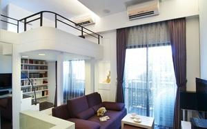 Căn hộ nhỏ vỏn vẹn 23m² được bố trí đẹp như căn hộ cao cấp