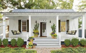 7 lời khuyên bổ ích cho ai đang muốn sở hữu ngôi nhà có phong cách đồng quê mộc mạc