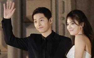 """Rộ tin Song Joong Ki và Song Hye Kyo chia tay vì """"người thứ ba"""""""