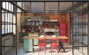 """15 căn bếp dưới đây sẽ chứng minh cho bạn thấy không cần """"bánh bèo"""" vẫn quyến rũ lạ thường"""