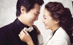 """Phản ứng """"lầy lội"""" của chồng Kim Hee Sun khi vợ """"thả thính"""" trên truyền hình"""