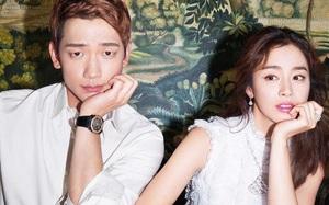 Hình ảnh đầu tiên trong album ảnh cưới của Kim Tae Hee và Bi Rain được tiết lộ