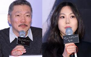 Kim Min Hee công khai quan hệ, vợ đạo diễn già từ chối nhận giấy tờ ly dị
