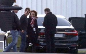 """Tom Cruise lại """"cáo bận"""" không có mặt trong tiệc sinh nhật lần thứ 11 của con gái Suri"""