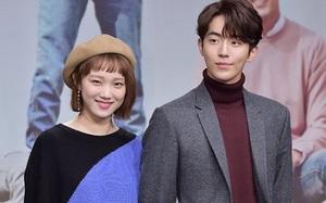 """Cặp đôi """"Tiên nữ cử tạ"""" Lee Sung Kyung - Nam Joo Hyuk bị tung ảnh hẹn hò bí mật"""